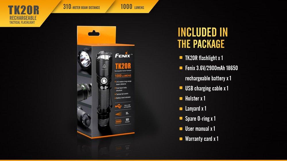 fenixlight.id Fenix tk20r